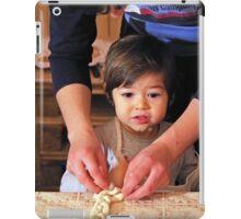 Baking Together iPad Case/Skin