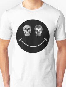 Just keep smiling Unisex T-Shirt