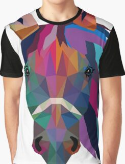 horse Graphic T-Shirt