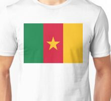 National Flag of Cameroon Unisex T-Shirt