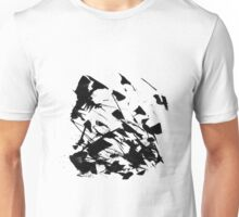 Byn abstract serie n°10 Unisex T-Shirt