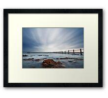O'Sullivan Beach Framed Print