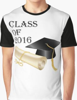 Class of 2016 Graphic T-Shirt
