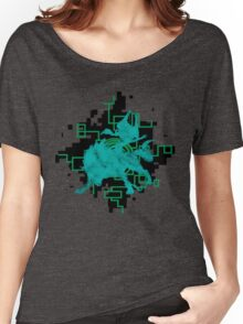Twilight Portal Women's Relaxed Fit T-Shirt