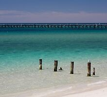 Busselton Jetty, Western Australia by Martin Berry Photography