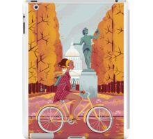 Jardin du Luxembourg iPad Case/Skin