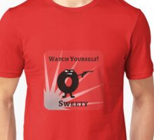 Games art Watch Yourself Sweety Bad Donut Unisex T-Shirt