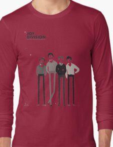 Joy Division Band Long Sleeve T-Shirt