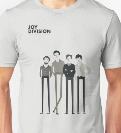 Joy Division Band Unisex T-Shirt