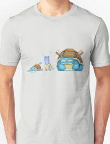 Pokemon Squirtle Evolution T-Shirt