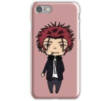 Mikoto Suoh - K project  iPhone Case/Skin