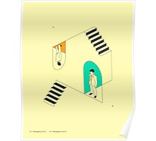 EMERGENCY EXITS 19 Poster