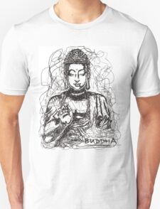 Conceptual Buddha Unisex T-Shirt
