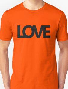Love bold - version 2 - dark blue / navy Unisex T-Shirt