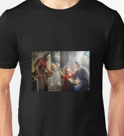The Holy Family Unisex T-Shirt
