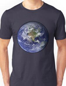 Blue Marble Unisex T-Shirt