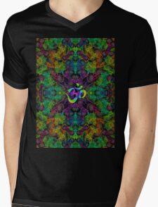Rainbow Concious Mens V-Neck T-Shirt