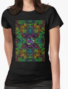 Rainbow Concious Womens Fitted T-Shirt