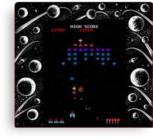 galaxian Canvas Print