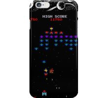 galaxian iPhone Case/Skin