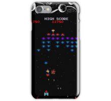 galaxian iPhone Case/Skin