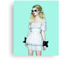 Doll Taylor Swift Canvas Print