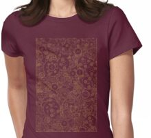 Clockwork Retro Womens Fitted T-Shirt