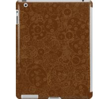 Clockwork Retro iPad Case/Skin
