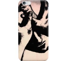 pigeon shadow iPhone Case/Skin
