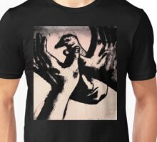 pigeon shadow Unisex T-Shirt