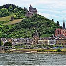 Gems Along The Rhine by Lanis Rossi