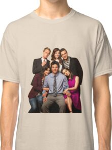 How I Met Your Mother - Final Cast Classic T-Shirt