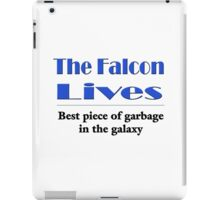 The Falcon Lives iPad Case/Skin