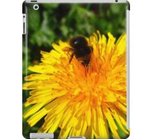 Busy Busy Bumble Bee  iPad Case/Skin