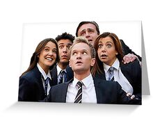How I Met Your Mother - Musical Greeting Card