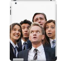 How I Met Your Mother - Musical iPad Case/Skin