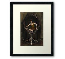 Valentine's Day (Belle Epoque way) Framed Print