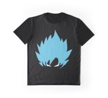 Goku super saiyan god  Graphic T-Shirt