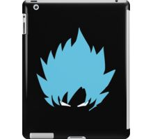 Goku super saiyan god  iPad Case/Skin