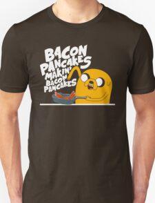 Jake Makin Bacon Pancake T-Shirt