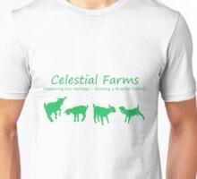 Green Goats Unisex T-Shirt