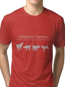 Gray Goats Tri-blend T-Shirt