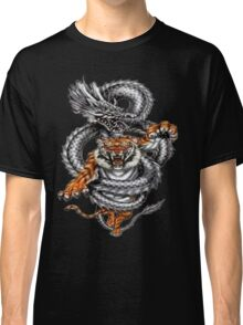 The tiger and the dragon Classic T-Shirt