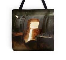 [Untitled] (Steel mill), ca. 1940 Tote Bag