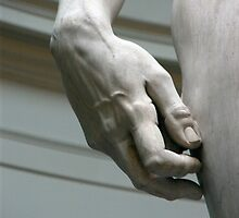 Hand Of David by phil decocco