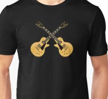 2 Gibson Les Paul Blonde Unisex T-Shirt
