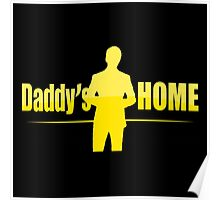 daddy's home the movie Poster