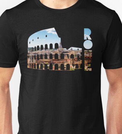 Rome Unisex T-Shirt