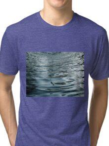 Water Ripples Tri-blend T-Shirt