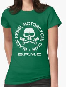 Motorcycle Club Womens Fitted T-Shirt
